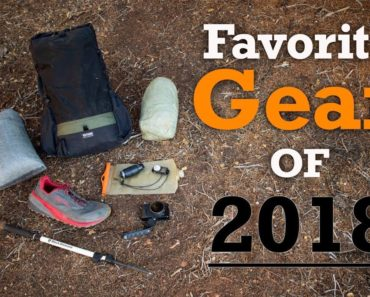 My Favorite Backpacking Gear of 2018 (Top 10)