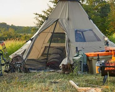 Choosing the Best Campsite for YOU