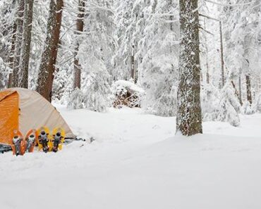 Making Use of Campsite Snow
