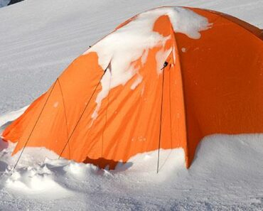 Insulate Your Tent Floor for a Warm Winter Sleep