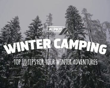 Alpkit's Top 10 Tips for Winter Camping