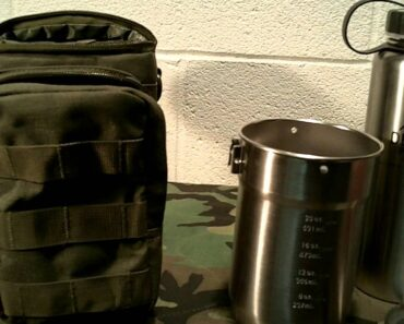 My Camping Cook Kit review and Modifications (Stanley Camp Cook