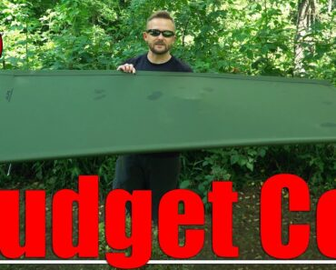 Budget Camping Cot – Alps Mountaineering Cot
