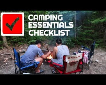 Non Campers Guide to Camping