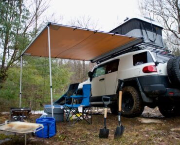 5 Tips to Get You Started with Car Camping!