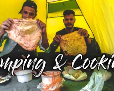 Camping & Campfire Cooking