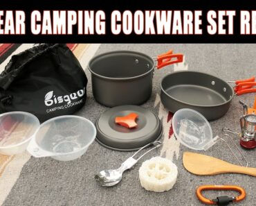 Bisgear Camp Cooking Set Review
