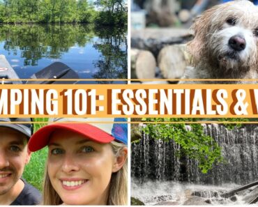Camping 101: Camping Essentials for Beginners