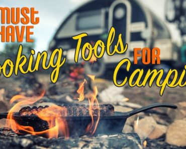 8 Essential Cooking Items for Camping or Overlanding