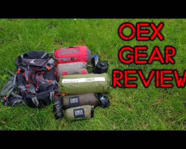 oex wild camping gear review from shelter to comfort