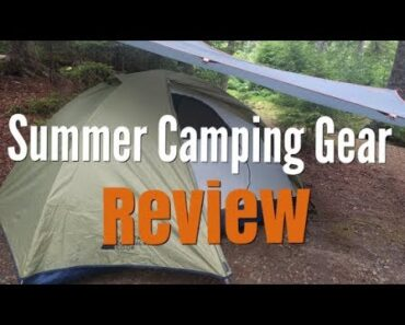 Summer Camping Gear Review