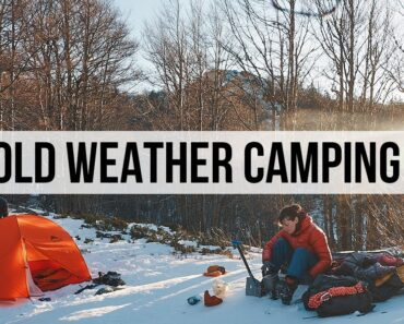 10 Cold Weather Camping Tips