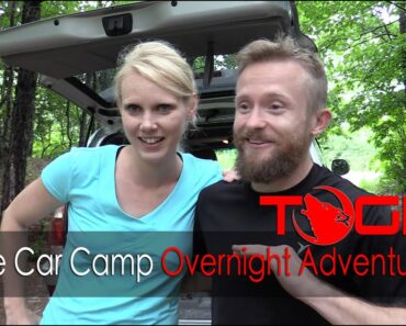 Susan's Joins! – The Car Camp Overnight Adventure