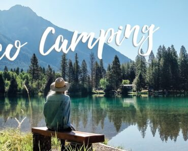 10 Tips for more Sustainable Camping & Outdoor Adventures ️