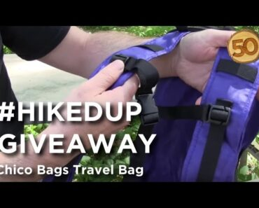 Camp Gear: Chico Bags Travel Bag