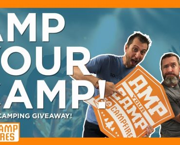 Win New Camping Gear : 50 Campfires