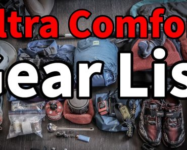 Multi-Day Backpacking Gear List