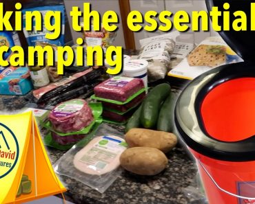 CAMPING TIPS & TRICKS! Camping FUN! How to prepare for