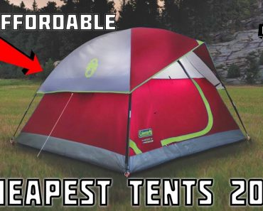 9 Cheapest Tents with the Best Quality to Price Parameters