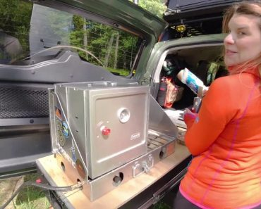 Coleman Camp Oven Review