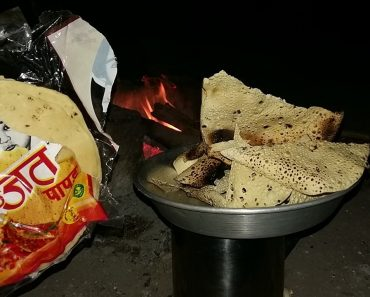 Camping Cooking (Indian food)