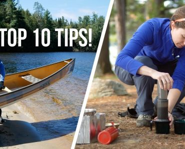 OUR TOP 10 FAVOURITE CAMPING TIPS! (4K)
