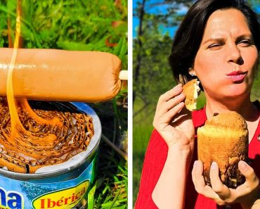 32 USEFUL CAMPING HACKS    5-Minute Simple Ways To Cook