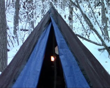 28 Handy Winter Hot Tent Camping Tips Tricks And Advice
